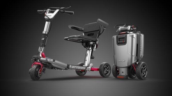 NEW ATTO Sport Mobility Scooter